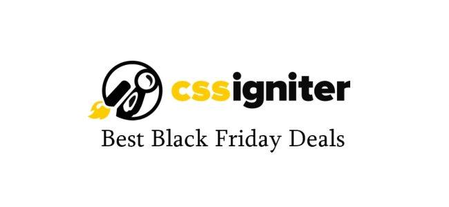 CSSIgniter Black Friday