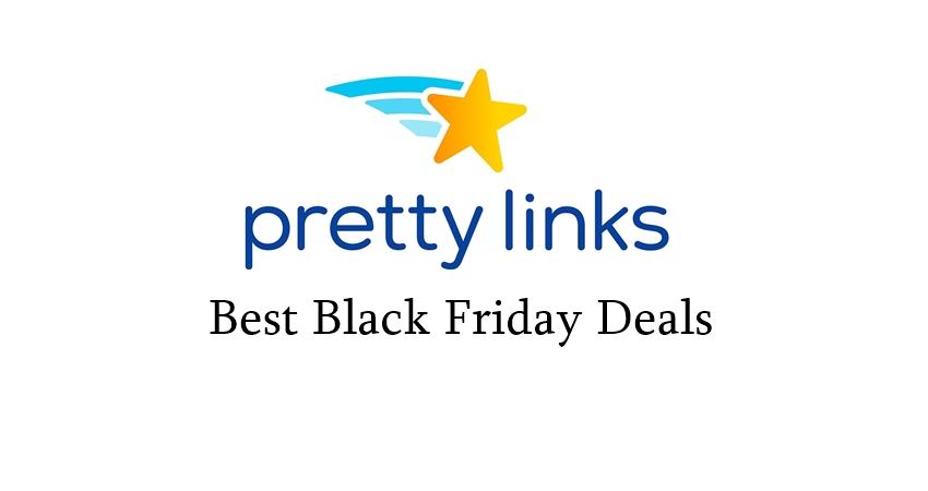 Pretty links Pro Black Friday