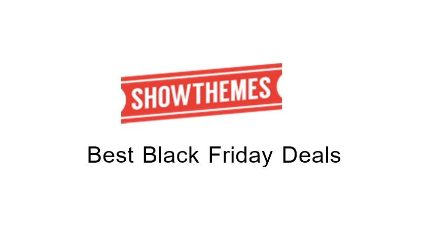 ShowThemes Black Friday