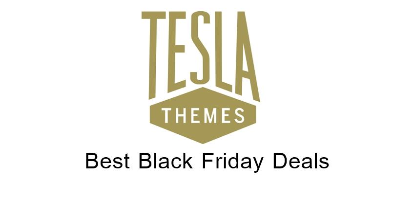 Tesla Themes Black Friday