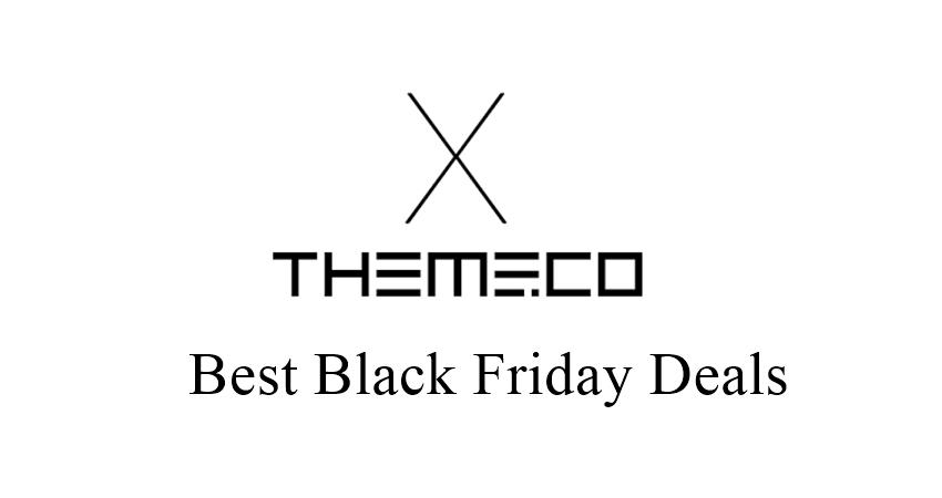 x theme black friday