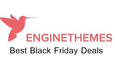 Engine Themes Black Friday