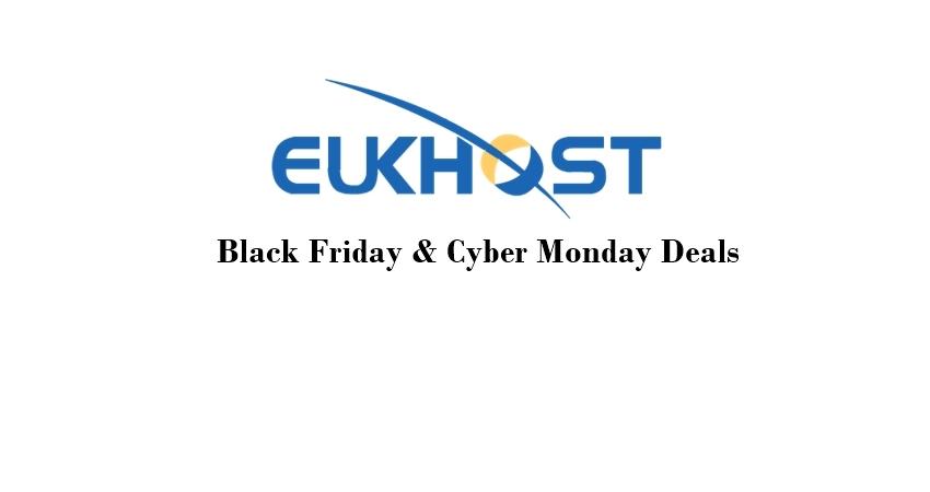 eUKhost Black Friday
